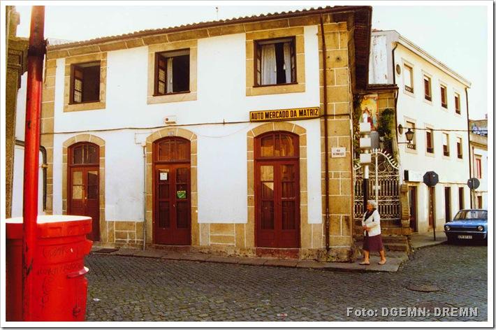 Edifício dos Antigos Paços do Concelho da Póvoa de Varzim - www.monumentos.pt