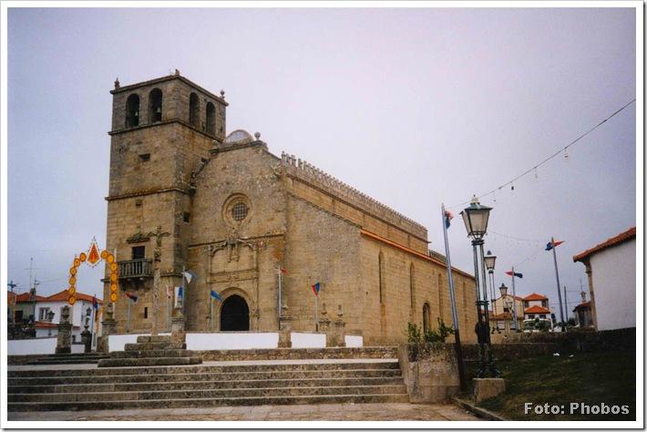 Igreja Santa Maria da Azurara - Vila do Conde