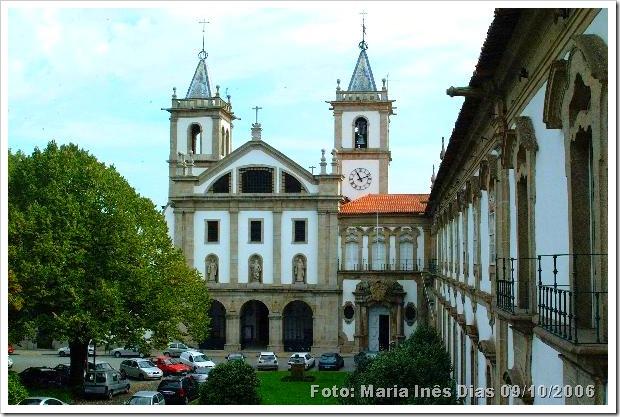 Mosteiro Santo Tirso - Foto Maria Ines Dias - IPPAR