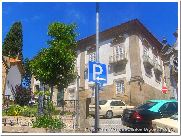 Palacio de Reriz - S Pedro do Sul - Foto Tiago Vasconcelos