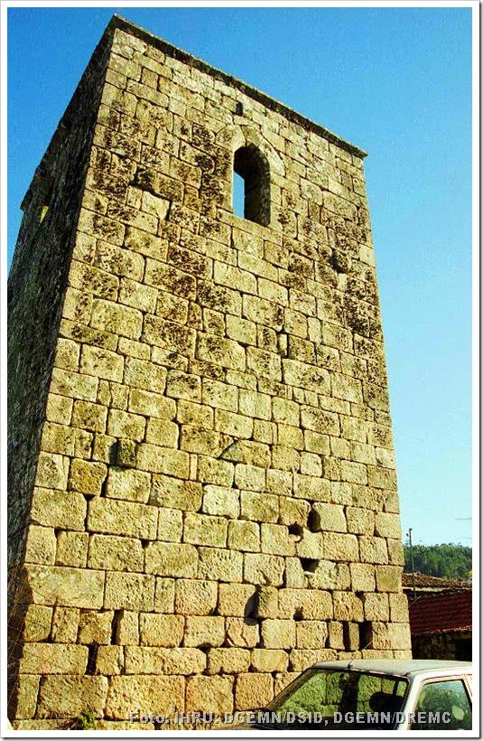 Torre de Alcofra - Viseu - www.monumentos.pt