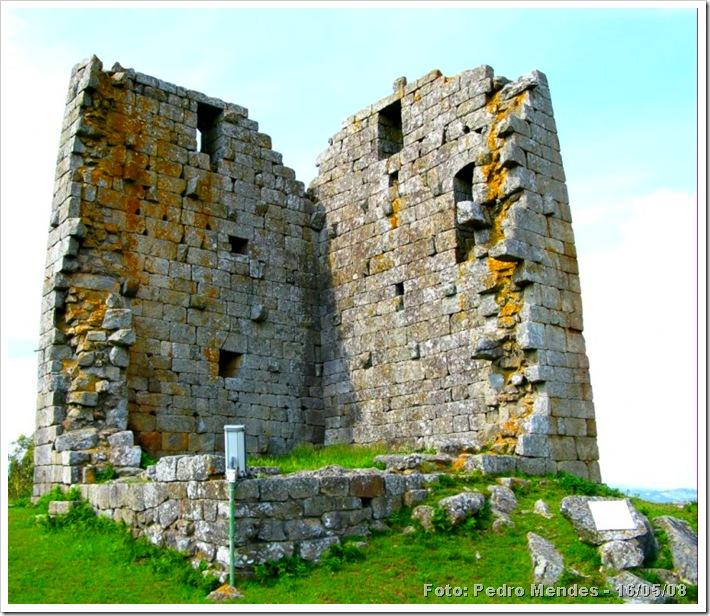 Torre de Vilharigues - Viseu - Foto Pedro Mendes - 16-05-08