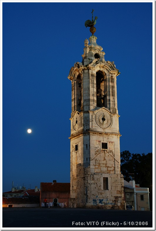Torre do Galo - Ajuda - Foto VITÓ