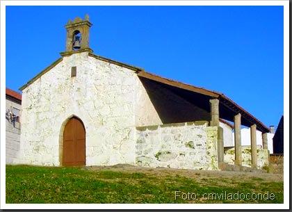Capela Santa Catarina 1 - foto cmviladoconde