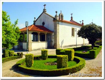 capela senhora da graça - junqueira - vila do conde - foto jf-junqueira