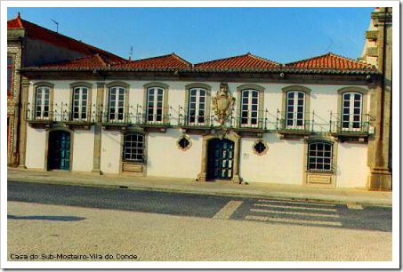 Casa SubMosteiro - Vila do Conde
