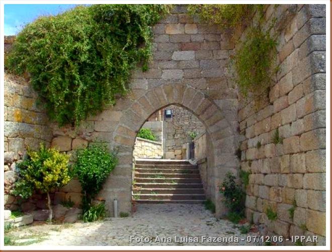 castelo de castelo bom - ana luisa fazenda - 7-12-06 - IPPAR