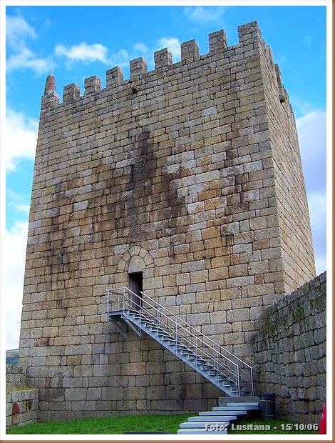 Castelo de Linhares - 14-10-06 - Lusitana - 1