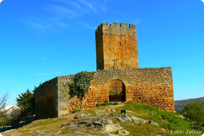 Castelo de Longroiva - Meda - Guarda - Foto John