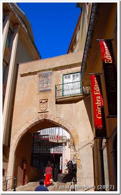 Coimbra - Foto Nanabou - 2007 - 2
