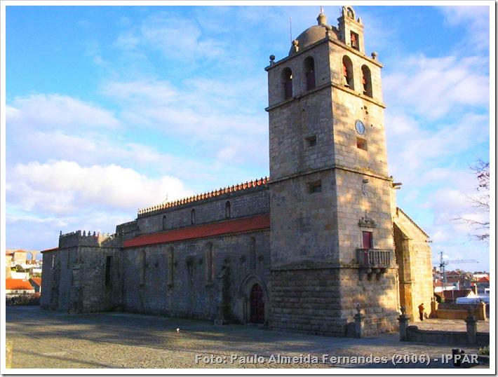 Igreja Matriz de Vila do Conde - Paulo Almeida Fernandes 2006 - IPPAR