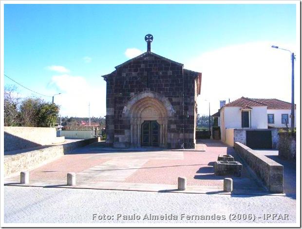 Igreja S Cristovão - Rio Mau - Vila do Conde - Foto Paulo Almeida Fernandes 2006 - IPPAR