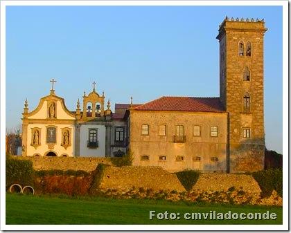 Igreja S Francisco de Azurara 1 - foto cmviladoconde
