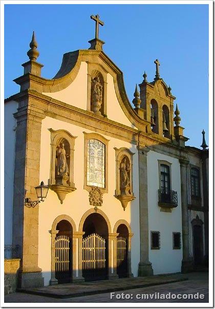 Igreja S Francisco de Azurara - foto cmviladoconde
