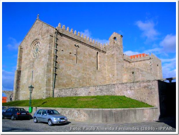 Igreja Santa Clara - Vila do Conde - Paulo Almeida Fernandes - 2006 - IPPAR - 1