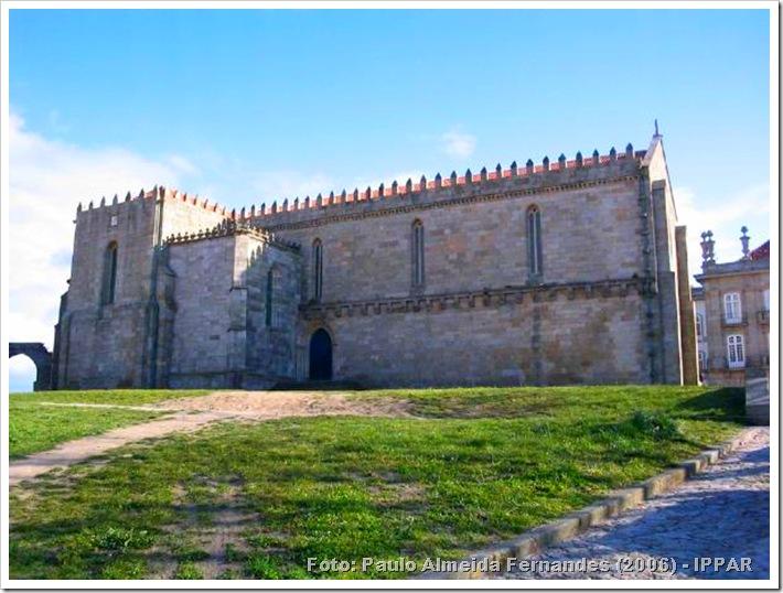 Igreja Santa Clara - Vila do Conde - Paulo Almeida Fernandes - 2006 - IPPAR - 2
