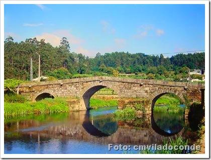 Ponte São Miguel de ARcos - Vila do conde - foto cmviladoconde