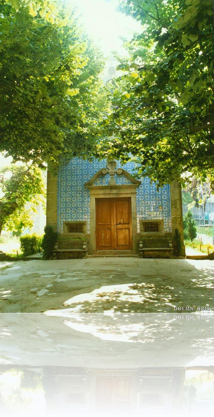Capela S Martinho - Vilar do Paraiso - Vila do Conde - www.monumentos.pt