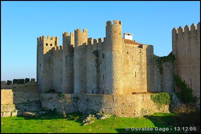 Castelo de Óbidos - Osvaldo Gago - fotografar.net - wikimedia