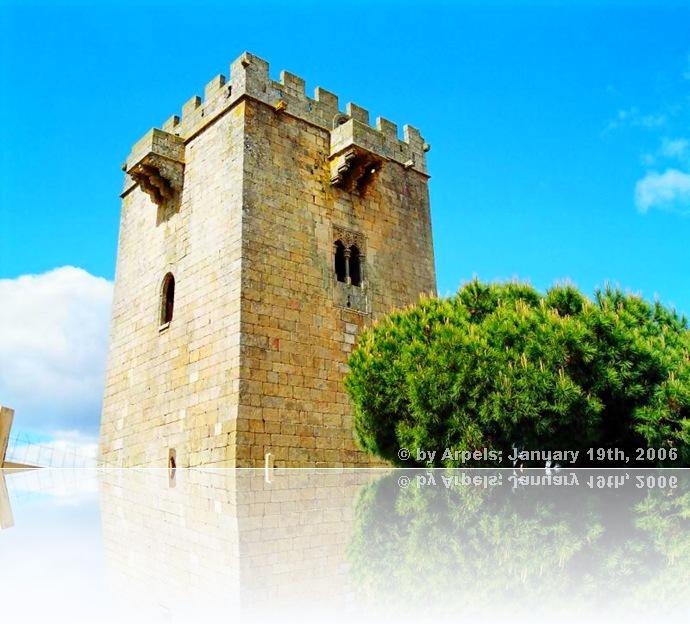 Castelo de Pinhel 1 - foto ARPLES