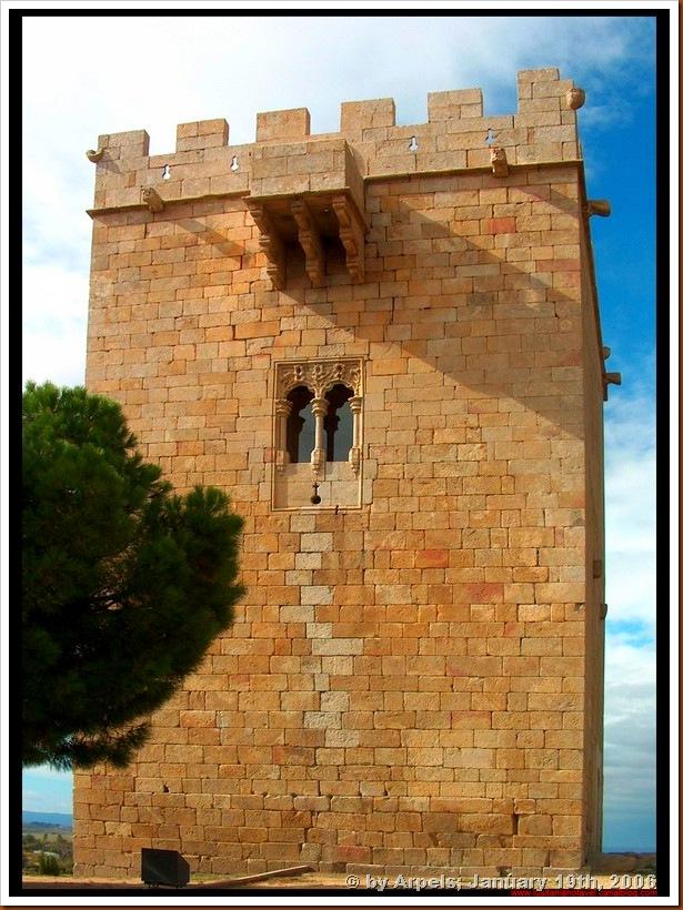 Castelo de Pinhel 2 - foto ARPLES