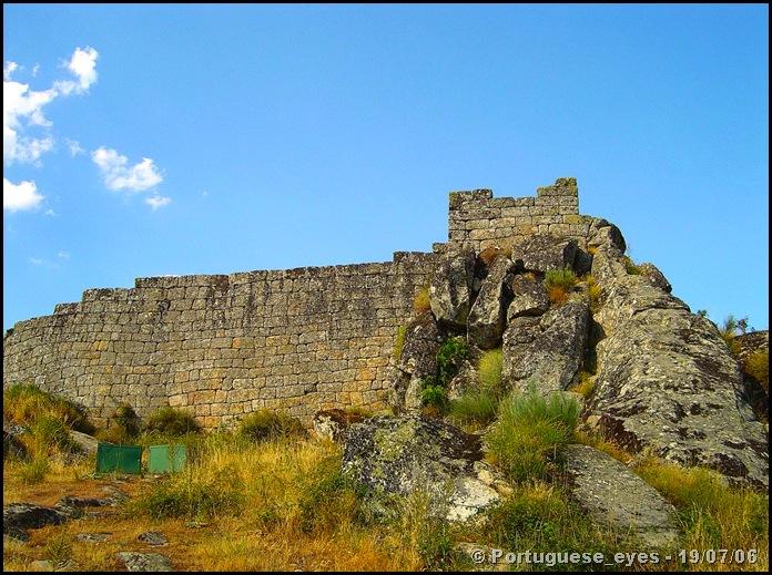 Castelo de Ranhados - Foto Portuguese_eyes