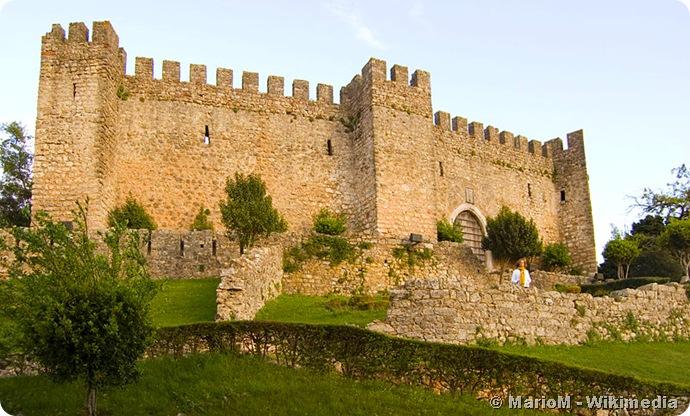 Castelo Pombal - wikimedia