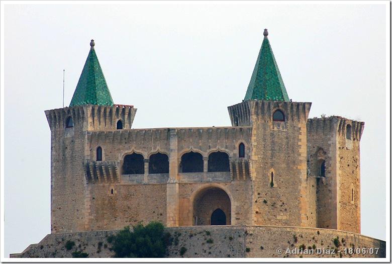 Castelo Porto de Mos - Foto Adrian Diaz