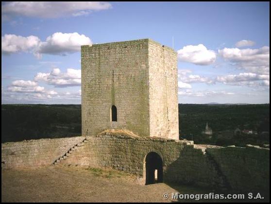 Castelo Vilar Maior - monografias