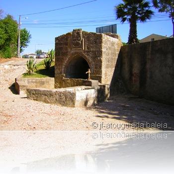 Fonte Nossa Senhora da Conceição - Atouguia da Baleia - jfreguesia