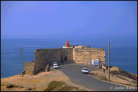 Forte Morro Da Nazaré - Foto Julio Reis 1