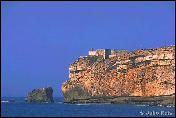 Forte Morro Da Nazaré - Foto Julio Reis 2