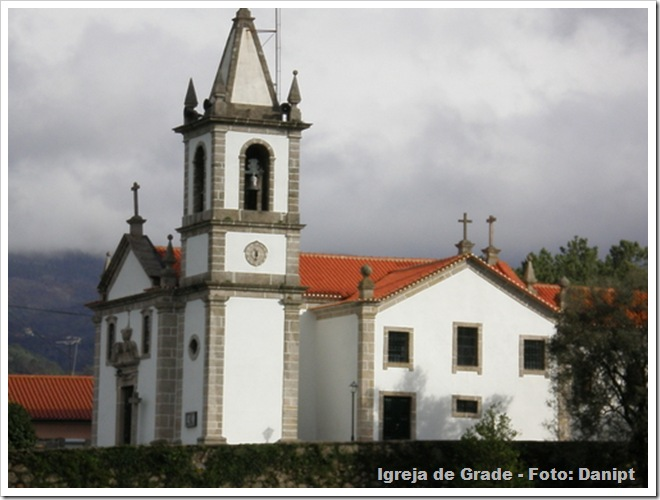 Igreja de Grade - Foto Danip