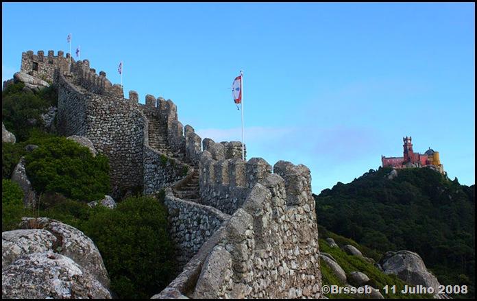 Castelo dos Mouros - Sintra 1