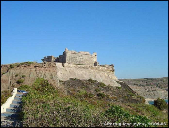 Forte de Paimogo - Lourinha