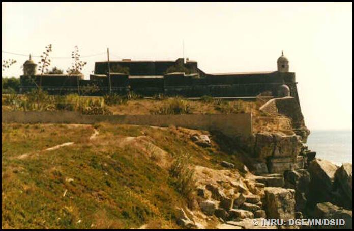 Forte Santo Antonio da Barra - IHRU-DGEMN-DSID