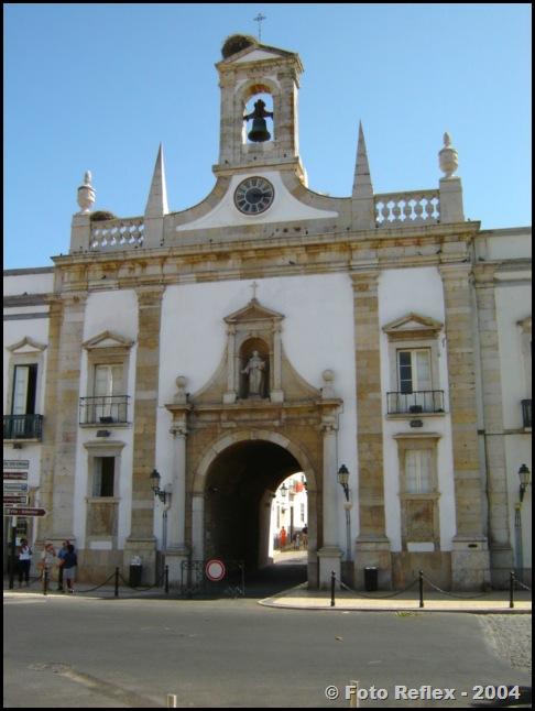 Arco da Vila - Sé - Faro