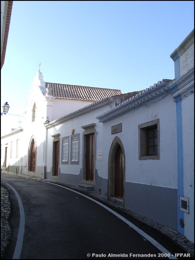 Edificio Misericórdia Albufiera - Paulo Almeida Fernandes - 2006 - IPPAR