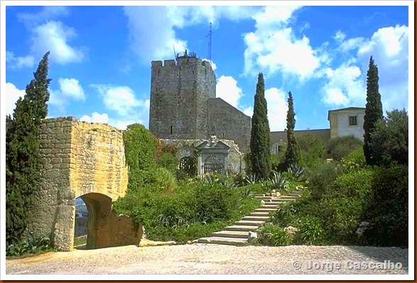 Castelo de Palmela - Foto Jorge Cascalho